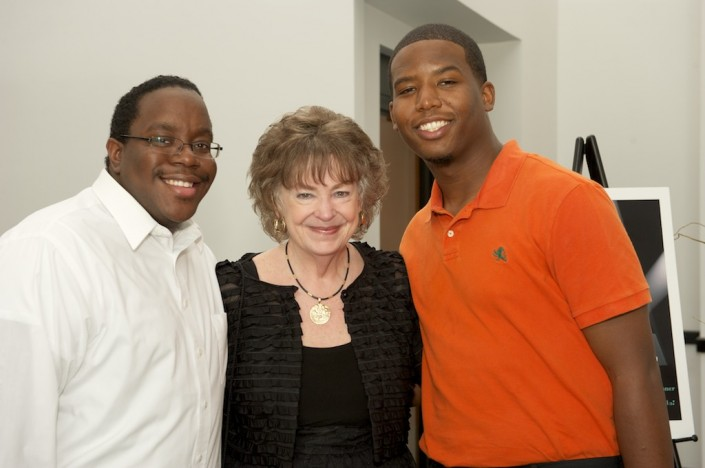 With Jarrell Anderson and Wesley Myrick