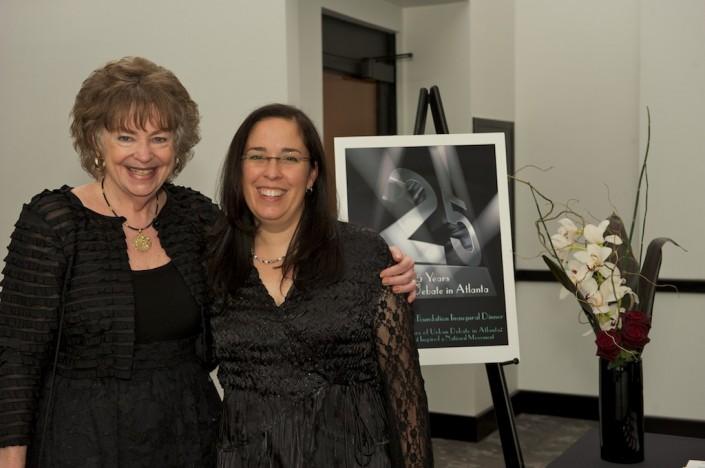 With Glenn Pelham Foundation